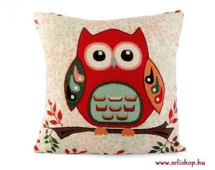Díszpárnahuzat textil BAGOLY gobelin 43 x 43 cm - SeLiShop Ajándék Webáruház 716f1b1800