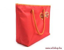 Bevásárlótáska - strandtáska EMILY 35 x 56 cm, piros