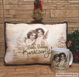 Ajándékcsomag ANGYALKA (7) karácsonyi 2 részes