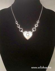 Nyaklánc SHINY PEARL (1) szív