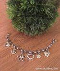 Karkötő LORAINE (3) virág, horgony