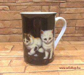 Bögre MACSKA (3) cicás ajándék