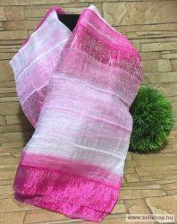 Sál AGAVE málna rózsaszín