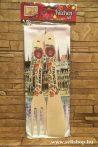 Konyhai szett HUNGARY-BUDAPEST (1) matyó mintás magyaros ajándék