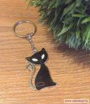 Kulcstartó MACSKA - LUKRÉCIA (1) cicás ajándék