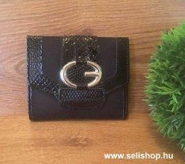 Női pénztárca AGATA fekete