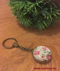 Kulcstartó VIRÁG (1) női ajándék