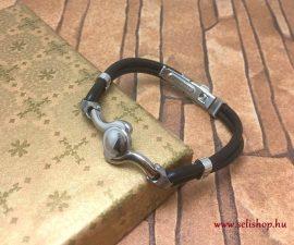 Nemesacél karkötő CARLO (2)