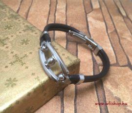 Nemesacél karkötő CARLO (3)