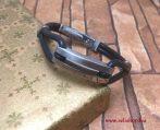 Nemesacél karkötő CARLO (7)