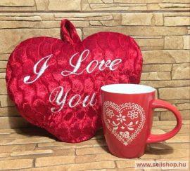 Ajándékcsomag SZERELEM (3) szívecskés női ajándék