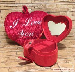 Ajándékcsomag SZERELEM (4) szívecskés női ajándék