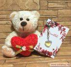 Ajándékcsomag SZERELEM (5) szívecskés női ajándék