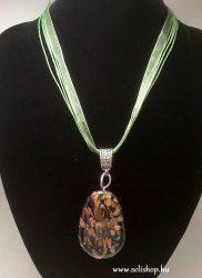 Nyaklánc ACHIMA (30) muranói üveg medál