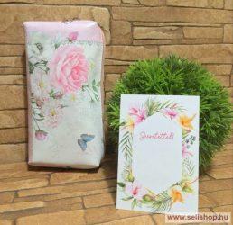 Ajándékcsomag NÉVNAP - ROSE (1) női ajándék, rózsa virág