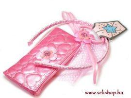 Gyermek készlet ELLIE rózsaszín *