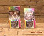 MINI bögre BOLDOG SZÜLETÉSNAPOT macskás 3 cm
